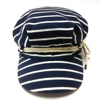 バーバリーブルーレーベル(BURBERRY BLUE LABEL)のバーバリーブルーレーベル 帽子 57cm(その他)