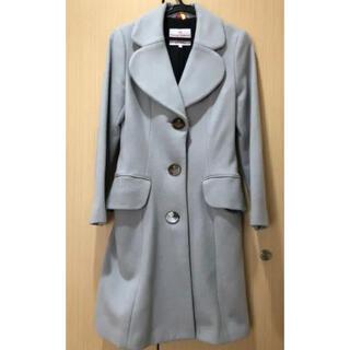 ヴィヴィアンウエストウッド(Vivienne Westwood)のラブ襟コート(チェスターコート)