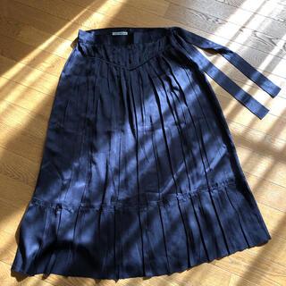 イッセイミヤケ(ISSEY MIYAKE)のISSEY MIYAKE ロングプリーツスカートです。(ロングスカート)