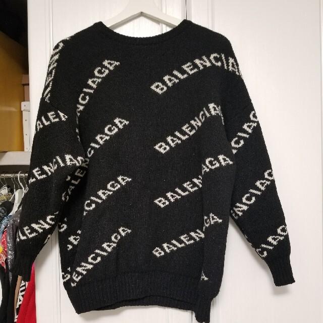Balenciaga(バレンシアガ)のBALENCIAGA ニット レディースのトップス(ニット/セーター)の商品写真