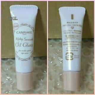 CANMAKE - キャンメイク 唇用美容液 グロス メルティスムースオイルグロス 01
