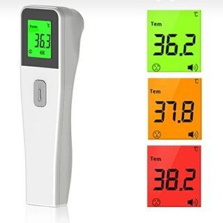 非接触 体温計  即納  新品未使用