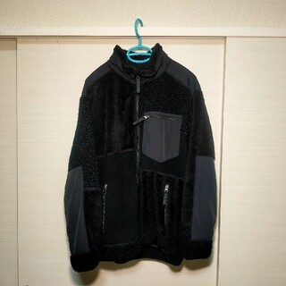 UNIQLO - エンジニアガーメンツコラボ フリースコンビネーションジャケット