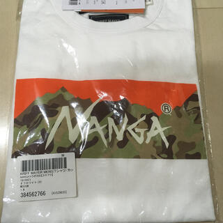 NANGA - 【完売品】ナンガ Tシャツ