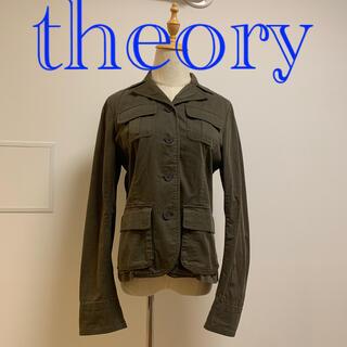 セオリー(theory)の【theory】ミリタリージャケット(ミリタリージャケット)