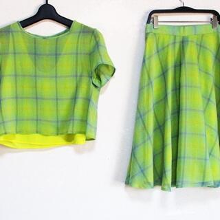 クロエ(Chloe)のクロエ スカートセットアップ サイズ40 M -(セット/コーデ)