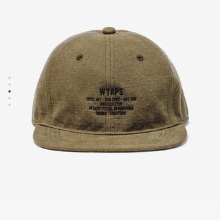 W)taps - wtaps 20aw T6-H CAP oxford