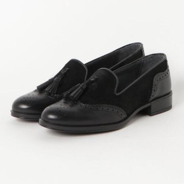 IENA SLOBE(イエナスローブ)のタッセル付きスリッポン タッセルローファー レディースの靴/シューズ(ローファー/革靴)の商品写真