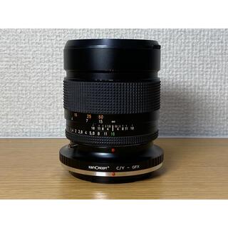 京セラ - CONTAX planar 85mm f1.4 gマウントアダプター付き