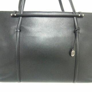 Cartier - カルティエ トートバッグ カボション 黒