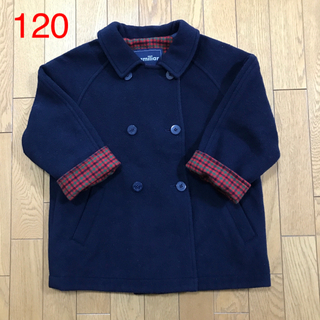 familiar - ファミリア コート ジャケット ウール 120