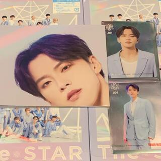 JO1 1st ALBUM The STAR 通常盤 河野純喜 セット