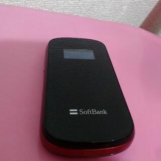 ソフトバンク(Softbank)のソフトバンク モバイルWi-Fi 007Z(PC周辺機器)