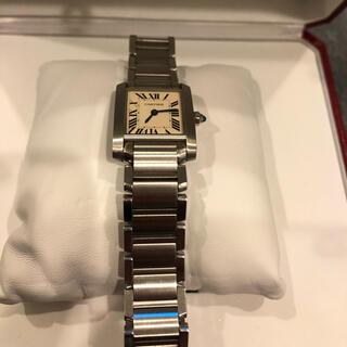 Cartier - カルティエタンクフランセーズSM
