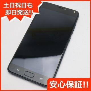 エイスース(ASUS)の良品中古 SIMフリー ZenFone 4 Max ネイビーブラック (スマートフォン本体)