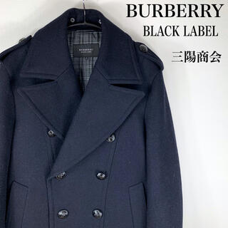 BURBERRY BLACK LABEL - BURBERRY BLACK LABEL バーバリー ブラックレーベル コート