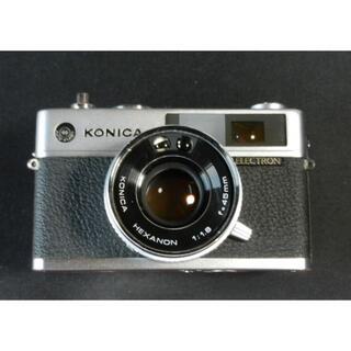 コニカミノルタ(KONICA MINOLTA)のkonica electron コニカ エレクトロン(フィルムカメラ)