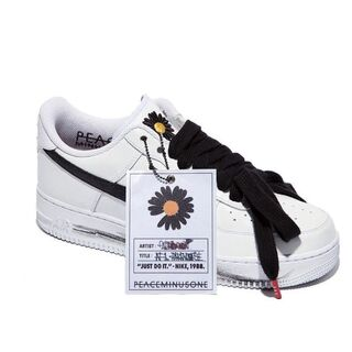 NIKE - nike air force 1 paranoise g-dragon 23.5