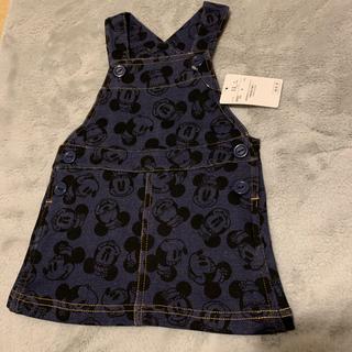 ディズニー(Disney)のミニー ジャンパースカート(ワンピース)