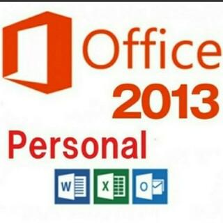 Microsoft - Microsoft Office 2013 Personal プロダクトキー