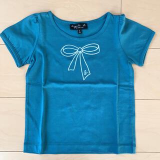 アニエスベー(agnes b.)の新品 アニエスベー トップス サイズ 4ans / 100cm(Tシャツ/カットソー)