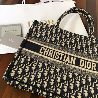 Dior - ディオール ブックトート 新品未使用 スモール