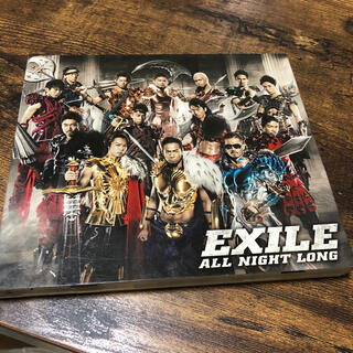 EXILE  ALL NIGHT LONG(ポップス/ロック(邦楽))