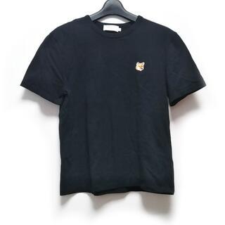 MAISON KITSUNE' - メゾンキツネ 半袖Tシャツ サイズS メンズ