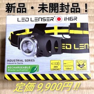 レッドレンザー(LEDLENSER)のLEDヘッドライト LED LENSER iH6R (5610-R)(ライト/ランタン)