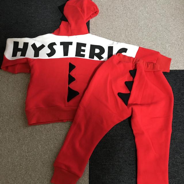 HYSTERIC MINI(ヒステリックミニ)の処分SALE キッズ/ベビー/マタニティのキッズ服女の子用(90cm~)(Tシャツ/カットソー)の商品写真