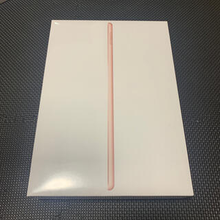 Apple - MYLF2J/A iPad Wifi 128GBGold 新品未開封 保証未開始