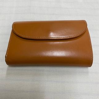 ホワイトハウスコックス(WHITEHOUSE COX)のWhitehouse Cox ブライドルレザー財布(折り財布)