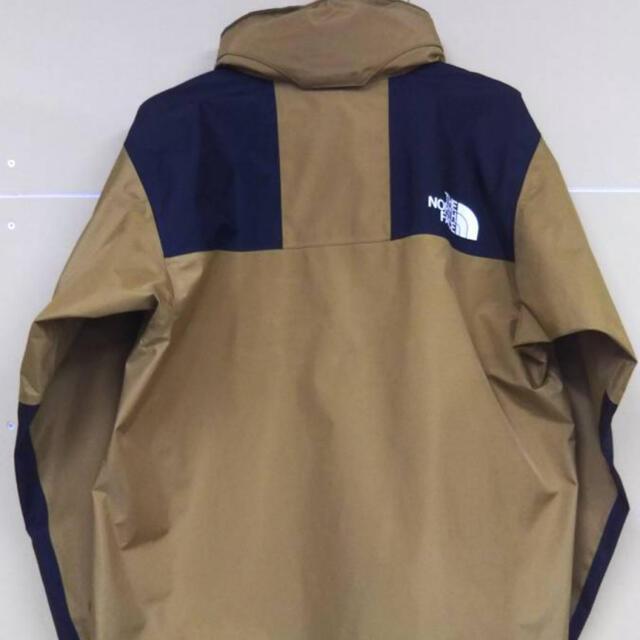 THE NORTH FACE(ザノースフェイス)のNORTH FACE マウンテンレインテックスジャケット XL   メンズのジャケット/アウター(ナイロンジャケット)の商品写真