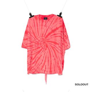 PEACEMINUSONE - PEACEMINUSONE タイダイ Tシャツ