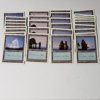 マジックザギャザリング(マジック:ザ・ギャザリング)の第5版 島セット31枚 日本語版/5ED MTG(シングルカード)