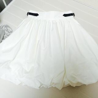 ミルク(MILK)のMILK バルーンスカート(ひざ丈スカート)