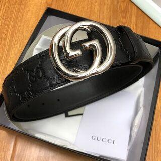 Gucci - メンズ Gucci ベルト 良いお品物