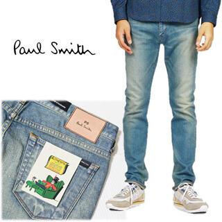 ポールスミス(Paul Smith)の《ポールスミス》新品 ストレッチ スリムフィット デニム ジーンズ M(W80)(デニム/ジーンズ)