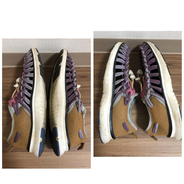 KEEN(キーン)のUNEEK O2 ALEXANDER LEE CHANG 24.5cm レディースの靴/シューズ(サンダル)の商品写真