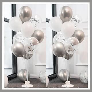 風船 バルーン 誕生日 結婚式 スタンド 2セット付き(ウェルカムボード)
