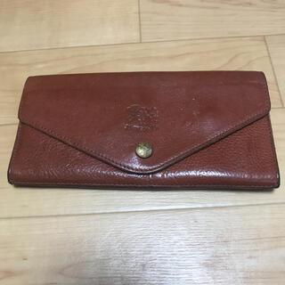 イルビゾンテ(IL BISONTE)のイルビゾンテ長財布(財布)