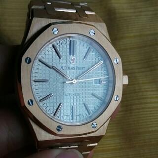 Apple - ★即日発送し★大人気★オーデマピゲ★機械式 高級メンズ腕時計