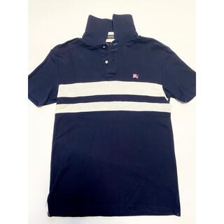 BURBERRY BLACK LABEL バーバリー メンズ ポロシャツ