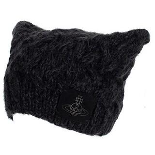 Vivienne Westwood - 【新品/Vivienne Westwood】 猫耳ニット帽 (レディース)