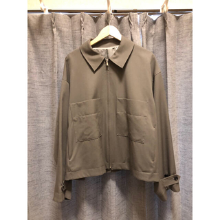1LDK SELECT - stein 19ss OVERSIZED DRIZZLER JACKET