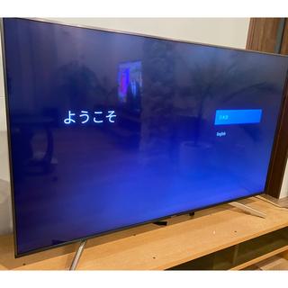 SONY - SONY テレビ 65型 4k 2018年製 Androidテレビ