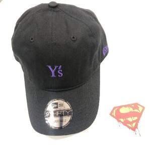 ヨウジヤマモト(Yohji Yamamoto)のYohji Yamamoto Y's x NEW ERA キャップ(キャップ)