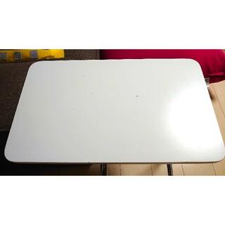 イケア(IKEA)のIKEA RIAN サイドテーブル ホワイト(コーヒーテーブル/サイドテーブル)