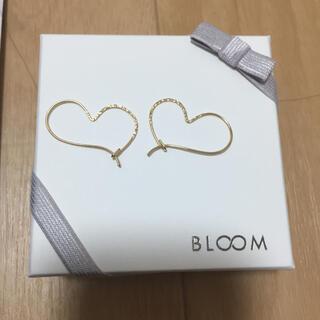 ブルーム(BLOOM)のBLOOM ピアス 14k(ピアス)