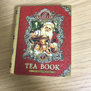 クリスマス紅茶 Basilur Mini-Tea Book vol5